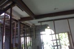 עיצוב כל הבית מחדש, באישור מהנדס בתוספת עמודים שיוטמעו בקירות החדשים
