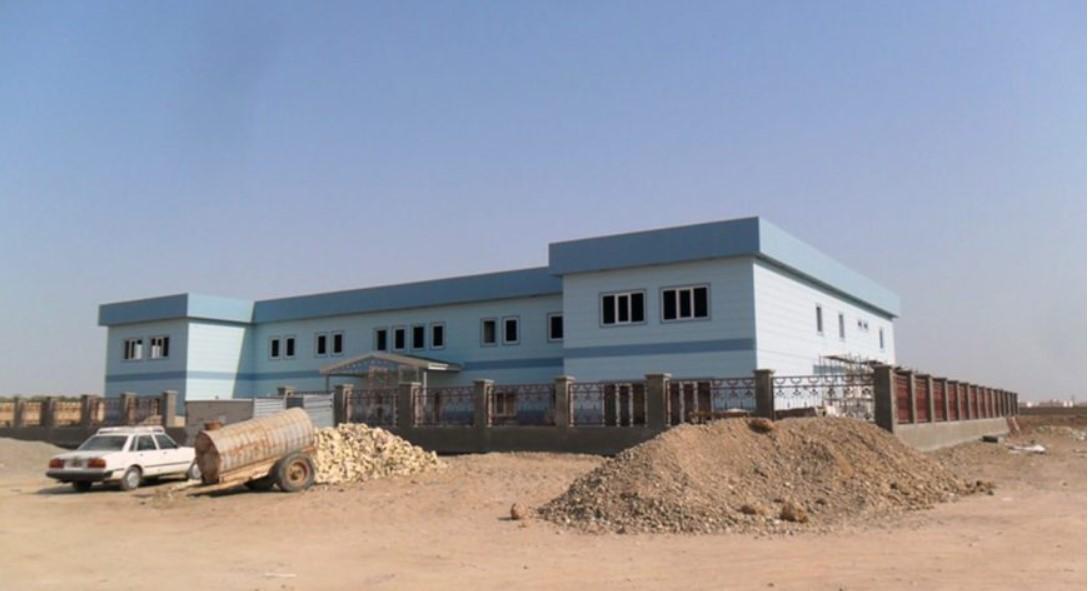 מבנה ציבורי בית ספר
