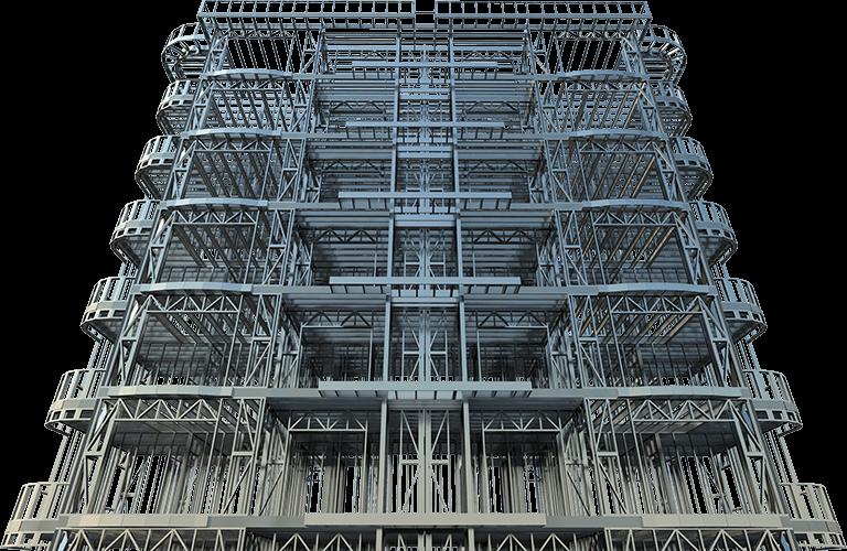 בניה עד 8 קומות